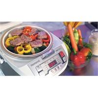 Türk Yemekleri ' Elektronik Aşçı'nın İçinde