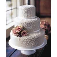 Düğün Pastası Modelleri 2014