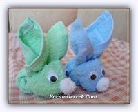 Havludan Tavşan Yapımı