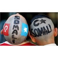 Somali İçin Saçlarını Feda Ettiler