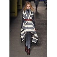 2012 Kış Modası: Pelerin, Kemer İkilisi