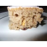 Çaylı Kuru Üzümlü Tarçınlı Kek