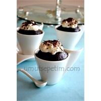 Çikolatalı Fincan Kek Tarifi