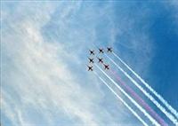 Uçakların Arkasında Bulut Bırakma Nedeni