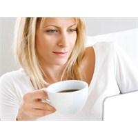 Kahve Kadının Kanser İlacı Gibi