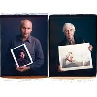 Fotoğrafçılar İkonlaşmış Çalışmalarıyla Poz Verdi