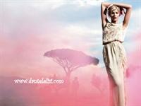 2010 Fendi İlkbahar Yaz Reklam Kampanya Çekimleri