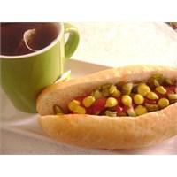 Sosisli Sandviç (Hotdog)
