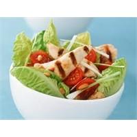 Salata Diyetiyle Haftada 3 Kilo Verebilirsiniz...