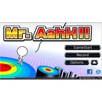Atla, Zıpla Ve Sona Doğru İlerle; Mr.Aahh!!