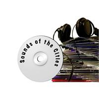 Sounds Of The Cities Albüm Kapağı Tasarım Yarışmas
