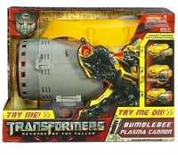 Transformers-bumblebee Plasma Cannon