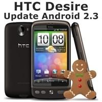 Htc Desire 2.3.3 Güncellemesi