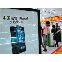 Çin İphone 5'i Sıcak Karşıladı