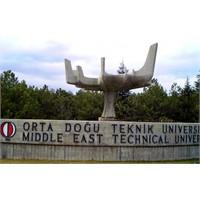 Odtü Dünyada En İyi 2000 Üniversitede