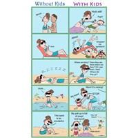 Çocuklarla Tatil Bir Başkadır