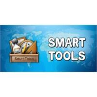 Android'te İsviçre Çakısı: Smart Tools...