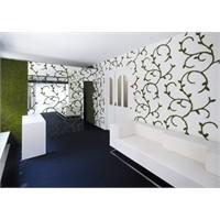 Dekoratif Duvar Kağıtlarına Örnekler