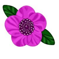 Dekupaj İçin Çiçek Ve Fiyonk Transferleri