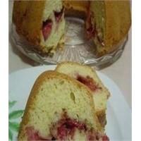 Çilekli Sakızlı Pasta Nasıl Yapılır