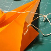 Origami İle Uçurtma Yapmak