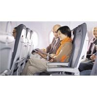 Yolcular Uçak Koltuklarını Daraltılmasını İstemiyo