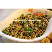 Kuru Börülce Salatası (Özel Sos İle )