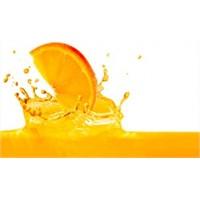 Portakal Suyu Tadında Yaşamak…