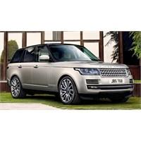 2013 Range Rover Detaylandı + Foto Galeri