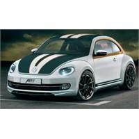 Volkswagen'den Ateşli Beetle!