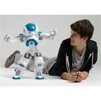 Robot Arkadaşım Nao