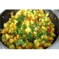 Patatesli Tarifler..Sarımsaklı Patates