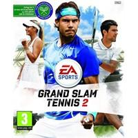 Grand Slam Tennis 2 Tanıtım Videosu