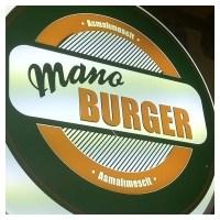 Mano Burger @ Asmalı Mescit
