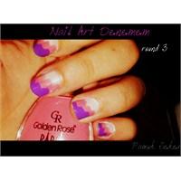 Nail Art Denemem - Round 3