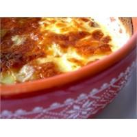 Fırında Kremalı Patates Yemeği Tarifi