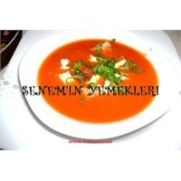 Domates Çorbası Tarfi