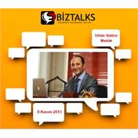 Biztalks Etkinliği 8 Kasım'da, Konuk Nevzat Erdağ!