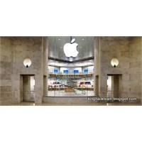Apple Mağazasına Hırsız Şoku