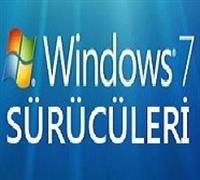 Windows 7 İçin Güncel Sürücü Driver Listesi