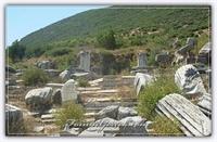 Efes de Serapis Tapınağı