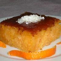 Portakallı İslak Kek (Ülker)