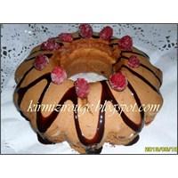 Pastane Keki Tarifi (Frambuazlı)