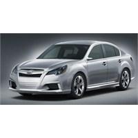 Subaru Legacy Jncap'nin Başarı Testinden Geçti