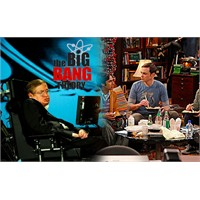 The Big Bang Theory'de Stephen Hawking Oynayacak