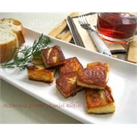 Kizarmiş Çerkez Peyniri Küpleri..Disalce