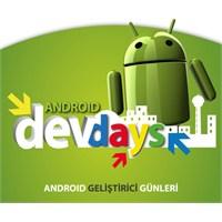 Android Geliştirici Günleri Odtü'de Düzenleniyor!