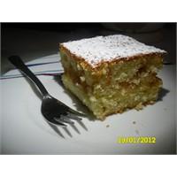 Yii-yorum: Elmalı Kek