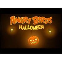 Angry Birds - Cadılar Bayramı Oyunu