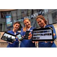"Samsung Galaxy S İi Ve Samsung Galaxy Tab 10.1"""